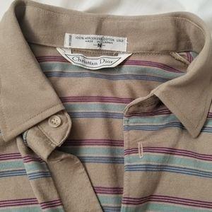 80s Dior polo shirt